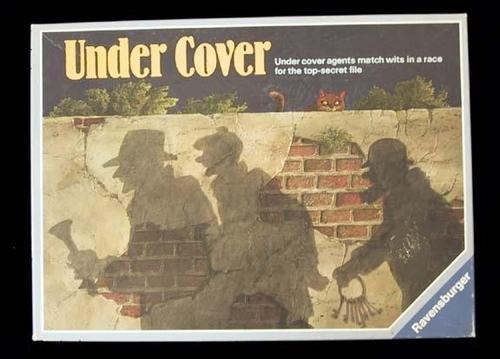 Under Cover Ravensburger Board Game