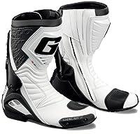 GAERNE(ガエルネ) レーシングブーツ G-RW/ジーアールダブル ホワイト 26.0cm 【総輸入元:ジャペックス】