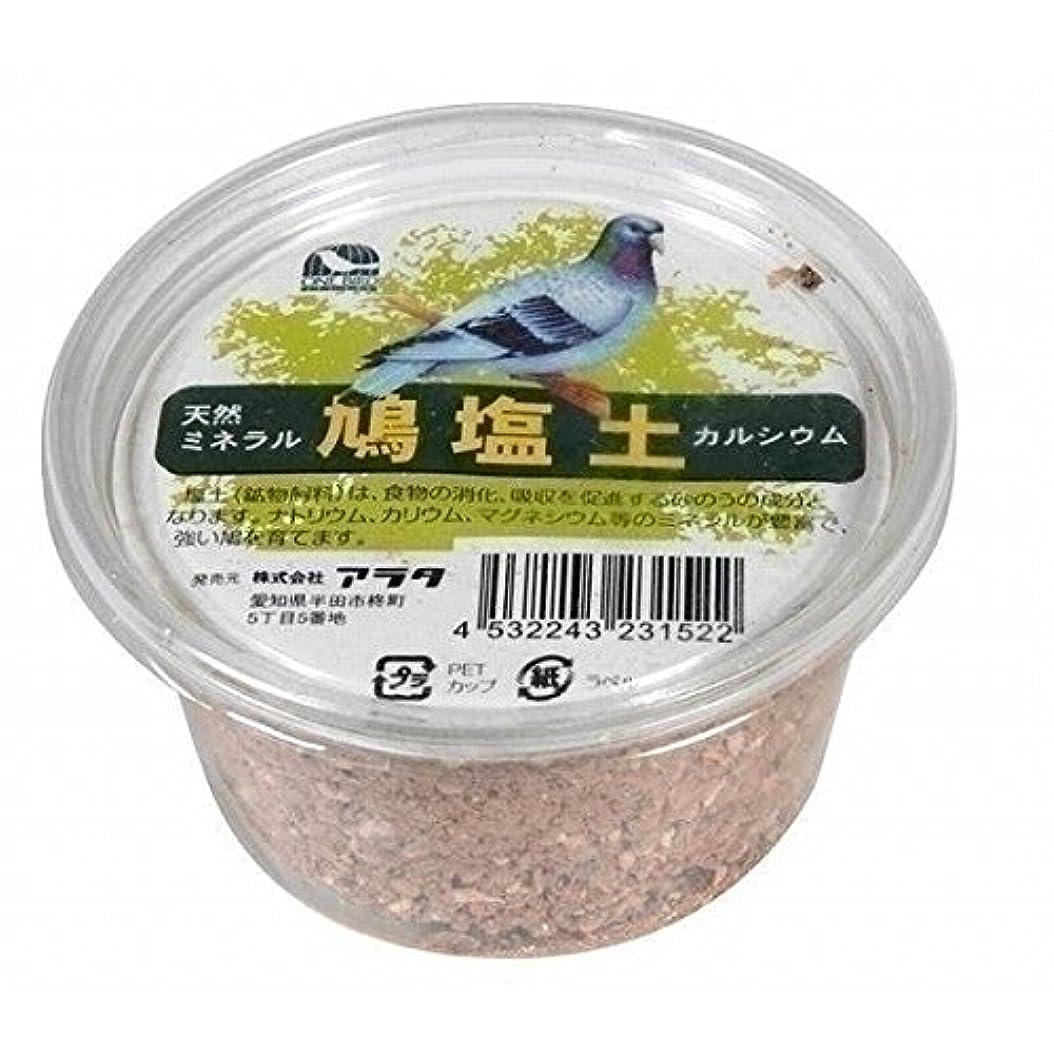 アナロジー偏差浸食(まとめ買い)アラタ 小鳥用フード ワンバード 鳩塩土 1個 【×12】