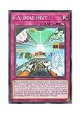 遊戯王 英語版 FLOD-EN090 F.A. Dead Heat (ノーマル) 1st Edition