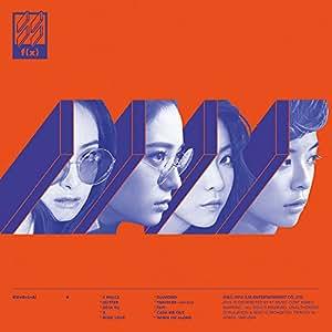 エフエックス f(x) - f(x) - 4 WALLS (Vol. 4) CD + Photo Booklet + Photocard [KPOP MARKET特典: 追加特典フォトカードセット] [韓国盤]