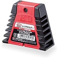 トネ(TONE) レンチホルダー BND61 6本 レッド