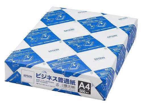 ビジネス普通紙 スーパーファイン紙 A4 KA4500BZ 1個(500枚)