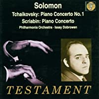 Piano Concertos by Solomon (2002-03-04)