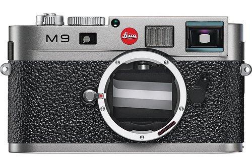 Leica M9 18MP Digital Range Finder Camera (Steel Gray, Body Only) [並行輸入品]