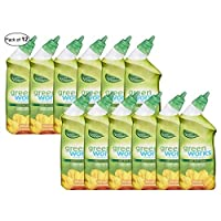 Green Works Naturally派生Toilet Bowl Cleaner (セットof 12)