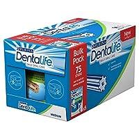[Dentalife] Dentalifeマキシパック中の犬の歯科咀嚼75×23グラム - Dentalife Maxi Pack Medium Dog Dental Chew 75 x 23g [並行輸入品]
