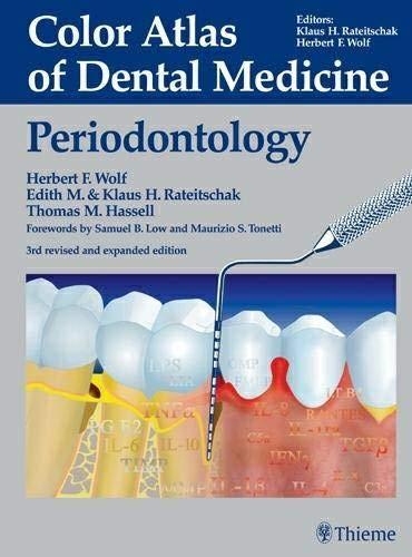 Download Color Atlas of Dental Medicine: Periodontology (Color Atlas Dent Med) 3136750039