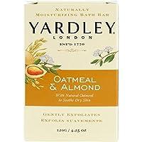 ヤードレー オートミール&アーモンドソープ 120g (並行輸入品)