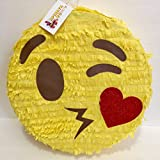 Kissing Emoticon Pinata