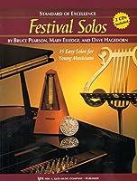 W28FL - Standard of Excellence - Festival Solos Book/CD - Flute [並行輸入品]