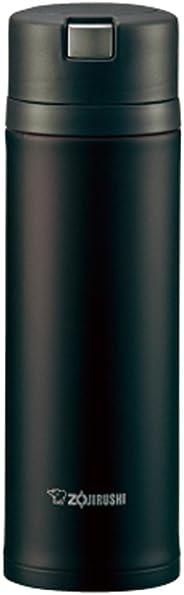 象印 ( ZOJIRUSHI ) 水筒 ステンレスマグ 480ml ダークココアクイックオープン&イージーロック SM-XB48-TD