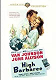 High Barbaree [DVD]