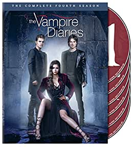Vampire Diaries: Complete Fourth Season [DVD] [Import]