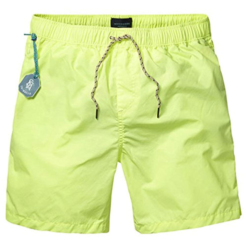 [スコッチアンドソーダ] SCOTCH&SODA メンズ スイムパンツ Bright coloured medium length swimshort. Sold in bag 84151 10 (コード:4083623912)