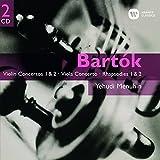 バルトーク:ヴァイオリン協奏曲第1番&第2番/ヴィオラ協奏曲