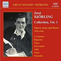 Bjorling Comp Recordings Vol.3
