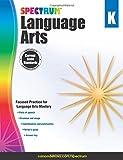 Spectrum Language Arts, Kindergarten