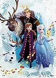 500ピース ジグソーパズル ディズニー パズルデコレーション Frozen Journey(フローズン・ジャーニー) (38x53cm)