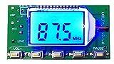 BHC-M-D01 小型 デジタル ステレオ FM 送信機 LINE MIC 多機能 USB 1m パソコン 出力 専用 ケーブル 付き 基盤 型