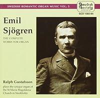 Swedish Romantic Organ 3 by EMIL SJOGREN (1997-07-07)