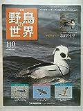 週刊  野鳥の世界 110 ギャラリー:ミコアイサ ホシガラス 茨城県涸沼
