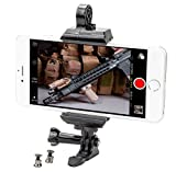 Keymod Hand Rail Mount with Iphone Mount Compatible with Iphone 4, 4s, 5, 5s, 6, 6 Plus [並行輸入品]