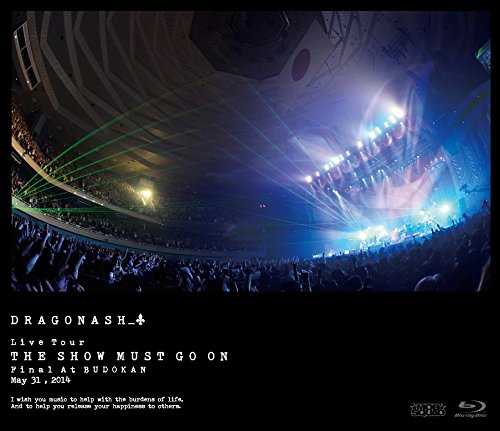 Live Tour THE SHOW MUST GO ON Final At BUDOKAN May 31, 2014 (Blu-ray)