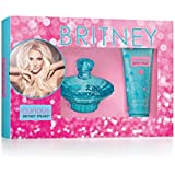 Britney Spears Curious for Women - 2 Pc Gift Set 3.3oz EDP Spray, 3.3oz Deliciously Whipped Body Souffle, 2 Count
