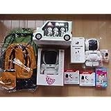 HONDA ASIMO等 グッズ11点セット パペット+ロボットプレミアム時計+マスコット+レゴ+ハンズフリートーク 非売品