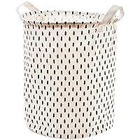 WTL かご?バスケット ホームストレージバスケットポータブル折り畳み式玩具保管浴室汚れた服のバスケット家庭用クリーニング (色 : C)