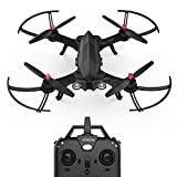 DROCON ドローン  UAV  Bugs6 飛行機 1800KV 2.4GHz 6軸ジャイロ ヘリコプター ブラシレスモーター  宙返り 3D飛行  マルチコプター ヘッドレス エアリアル  ヘリコプター クイックリリース スマート エアクラフト