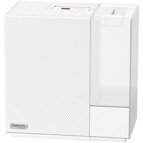 ダイニチ ハイブリッド式加湿器(木造和室14.5畳まで/プレハブ洋室24畳まで) RXシリーズ クリスタルホワイト HD-RX916-W