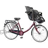マルイシ(Maruishi) ふらっか?ず スティーナ FRSTP263H ダークルージュ RD05E 子供乗せ自転車