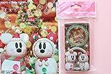 スノースノー マスキングテープ ミッキー&ミニー 雪だるま 貼ってはがせるテープ 東京ディズニーリゾート 2016年 クリスマス