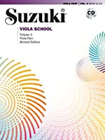 Viola Part Volume 3: Revised Edition (Suzuki Viola School)