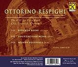 オットリーノ・レスピーギ「ローマ三部作」 画像