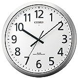 リズム時計工業 シチズン電波掛時計 8MY484-019