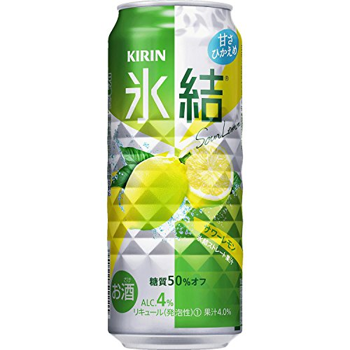 氷結 早摘み レモン 缶500ml