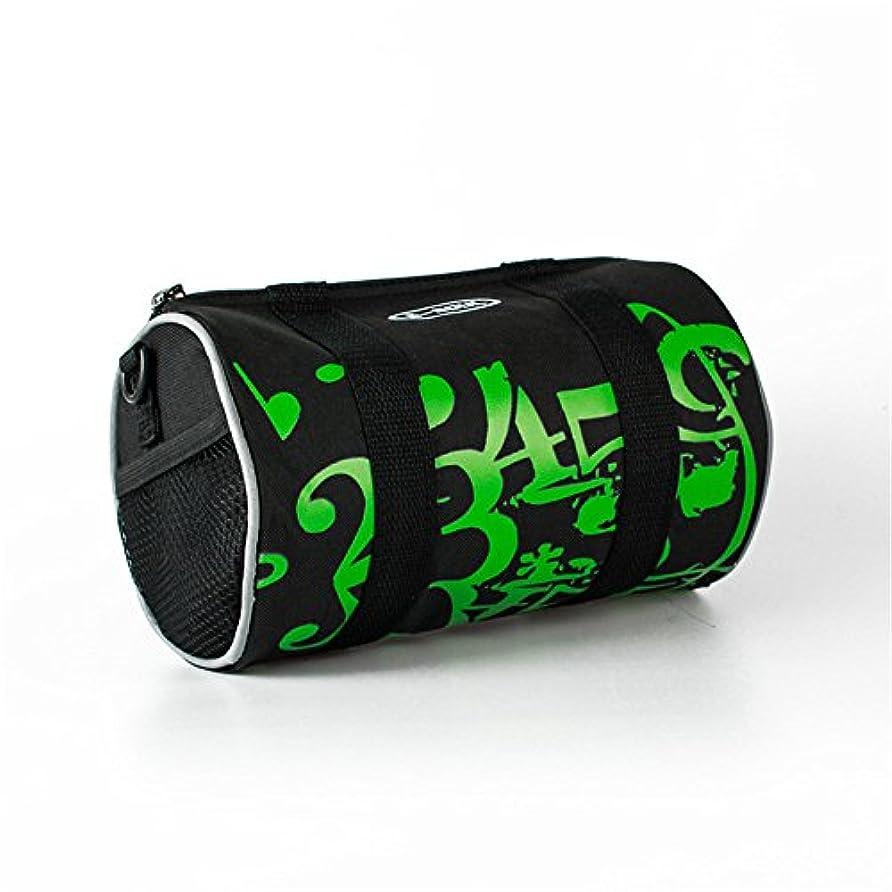 ウェーハ舗装するエチケット自転車サドルバッグ折りたたみ自転車を輸送する前にパケットを運ぶ自転車に乗る機器用アクセサリーリーディングパッケージバッグ 自転車サドルバッグ大容量 (色 : 緑)