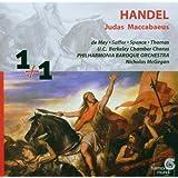 ヘンデル: オラトリオ「マカベウスのユダ」(Handel: Judas Maccabaeus)