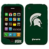 NCAA Michigan State Spartans Mascotzカバーfor iPhone 3 G S