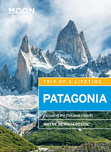 Moon Patagonia: Including the Falkland Islands (Travel Guide) (English Edition)