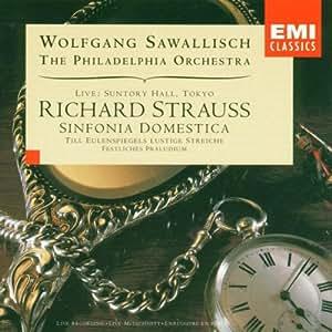 Strauss:Sinfonia Domestica