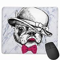 かわいい犬 マウスパッド ゲーミング ゲームオフィス 高級感 おしゃれ 防水 耐久性が良い 滑り止めゴム底 適用 マウスの精密度を上がる