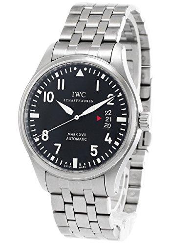 IWC パイロット・ウォッチ マーク XVII メンズ IW3...