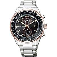 [シチズン] 腕時計 シチズン コレクション エコ・ドライブ ラグビー日本代表モデル BRAVE BLOSSOMS Limited Models 限定2,500本 CA7034-61E メンズ シルバー