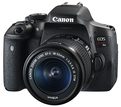 Canon #x30c7;#x30b8;#x30bf;#x30eb;一眼#x30ec;#x30d5;#x30ab;#x30e1;#x30e9; EOS Kiss X8i #x30ec;#x30f3;#x30ba;#x30ad;#x30c3;#x30c8; EF-S18-55mm F3.5-5.6 IS STM 付属 KISSX8I-1855ISSTMLK