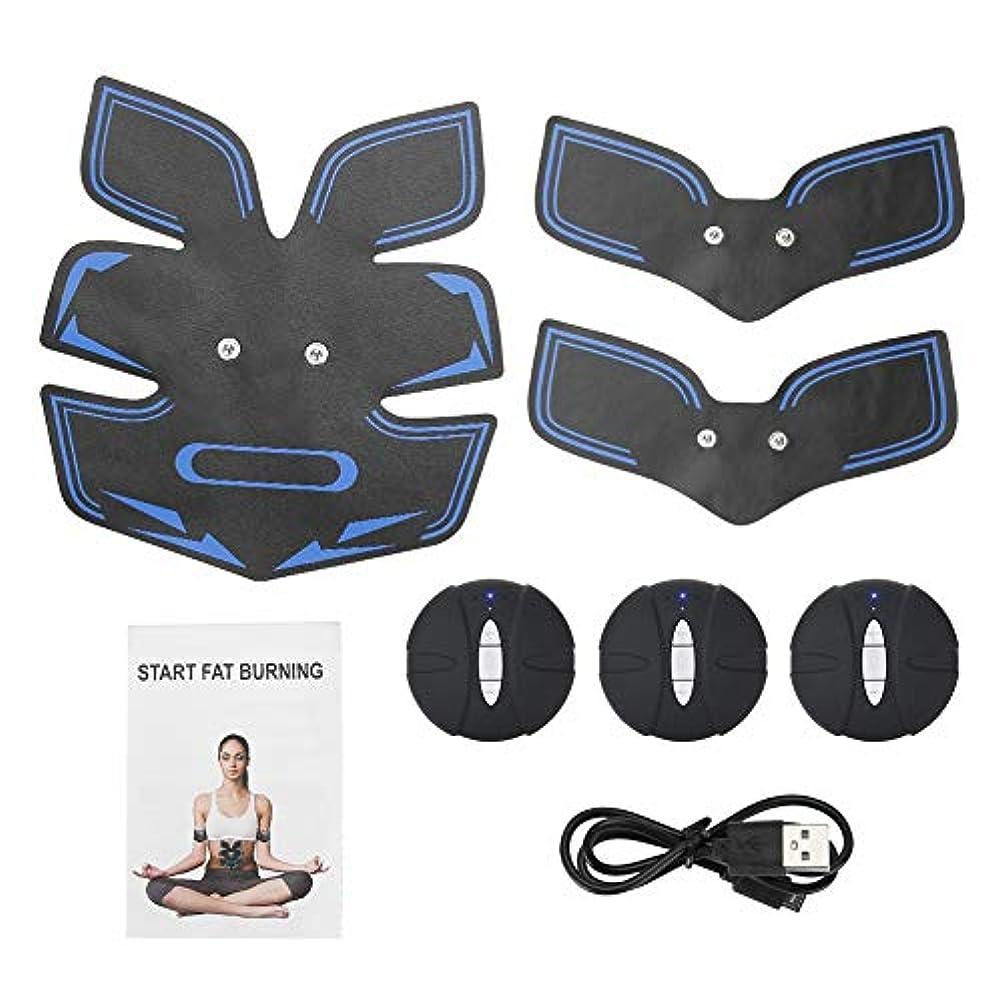 飽和する先見の明少し電気筋肉装置、腹部のマッサージャーは女性および男性のための整形マッサージの効果を達成します