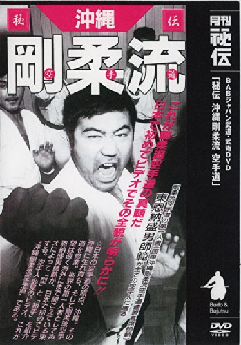 秘伝! 沖縄剛柔流空手道 [DVD]...